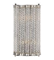 Bathroom Sconces Polished Nickel Hampton Bay Gala 1 Light Polished Nickel Sconce 14697 The Home