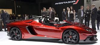 Lamborghini Aventador J Speedster - lamborghini aventador j en ginebra bendito sinsentido boloñés