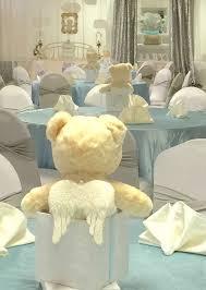 teddy baby shower ideas angel heaven teddy bears baby shower party ideas teddy