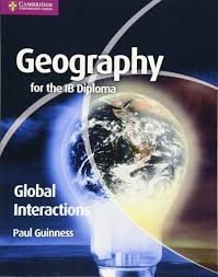 geography for the ib diploma global interactions amazon co uk