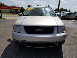 Ford Freestyle Car 2007 Ford Freestyle Sel 4dr Wagon In Indianapolis In American