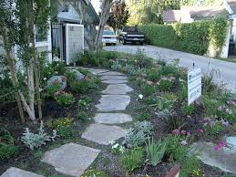 home design 38 exceptional stone walkway designs photo