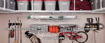 Garage Wall Organizer Grid System - strong racks strong racks home of the strongest and most