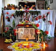 how to decorate a temple at home ganesh chaturthi decoration tips ideas ganpati decor theme pictures
