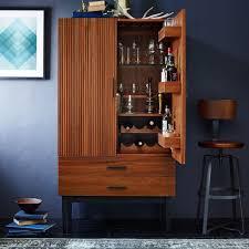 west elm bar cabinet reede bar cabinet tall west elm furnishings pinterest bar