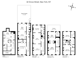 8 york street floor plans 32 grove street new york ny 10014 sotheby u0027s international
