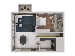 Small 1 Bedroom House Plans by 3d Floor Plans Hotel Gallery Boca Raton Resort