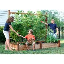 building a vertical vegetable garden site shade blog