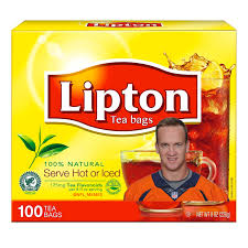 Tea Bag Meme - peyton manning dropped by papa johns picked up by lipton皰 daily