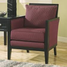 exposed wood frame sofa ashley furniture dinelli exposed wood frame accent chair with