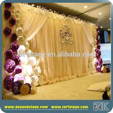 wedding backdrop on stage wedding stage backdrop wedding backdrop design buy wedding stage