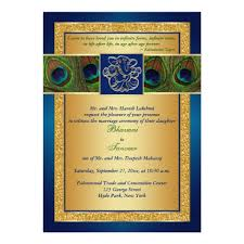Wedding Invitation Hindu Ganesh Purple Personalized Ganesh Invitations Custominvitations4u Com