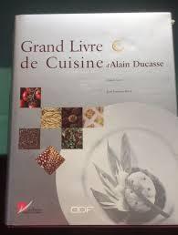 grand livre de cuisine alain ducasse 17 top cookbooks catawiki