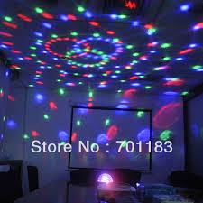 led disco ball light aliexpress com buy 20w led rgb crystal magic music ball light led