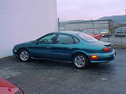 Sho Green 1998 ford taurus sho pictures
