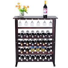 Overstock Bakers Rack Wine Racks Wine Stands Sears