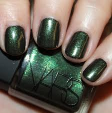 nars night series nail polish collection for fall 2011 swatches