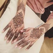 Henna Decorations The 25 Best Indian Henna Ideas On Pinterest Henna Hand Designs