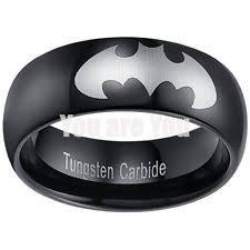 batman wedding bands batman wedding band ebay