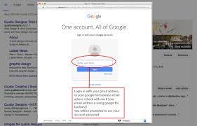 Google Email Business by Two Easy Ways To Provide A Google Business Review Qualia Designs