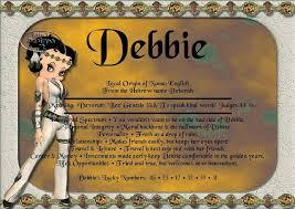 Debbie Meme - facebook meme of the day