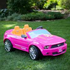 pink power wheels mustang fisher price power wheels ford mustang battery powered