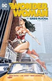 woman greg rucka vol 1 greg rucka