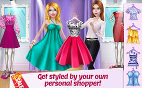fashion games on the internet shopping mall style game android apps on google play