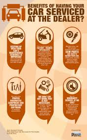 nissan canada employee benefits benefits of having your car serviced at the dealer infographic