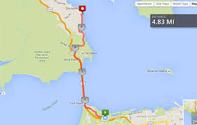 san francisco map my run the best running route in san francisco active