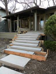Cement Stairs Design Best 25 Concrete Front Steps Ideas On Pinterest Painted