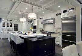 Luxury Kitchen Designers Black And White Luxury Kitchen The Best Design For Your Home
