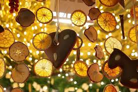 how to dry oranges and lemons for christmas decorations how to