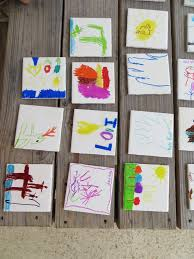 our first kids summer craft session was a huge success monday 9