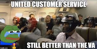 Va Memes - meanwhile on united airlines memes imgflip