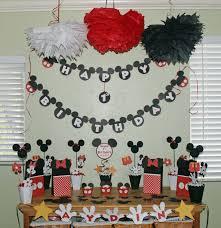 createcsi com mickey mouse themed birthday party decorations