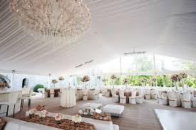 outdoor tent wedding reception décor photos sophisticated tent wedding inside weddings