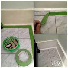 Caulking Bathroom Floor Baseboard Trim Diy Show Off Diy Decorating And Home