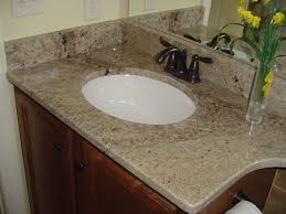 Beautiful Home Bathroom Vanity Tops Images Home Decorating Ideas - Quartz bathroom countertops with sinks
