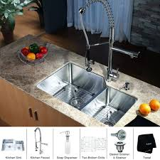 kitchen faucets with soap dispenser kangsudar tiny sink for powder room butler kitchen sink sink