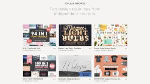 14 great places to sell your design work online creative bloq