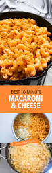best stove top macaroni and cheese recipe 10 minutes delicious
