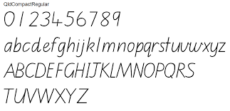 fonts and handwriting fonts for nsw schools and teachers