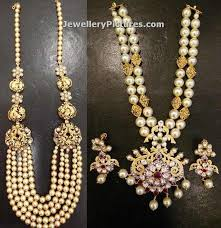 gold sets design pearl sets designs in gold jewellery designs