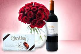 flowers wine birthday cake and flowers wine three reasons to give instead of