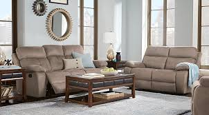 Coffee Table Rooms To Go Manual U0026 Power Reclining Living Room Sets With Sofas