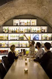 the basement whiskey bar
