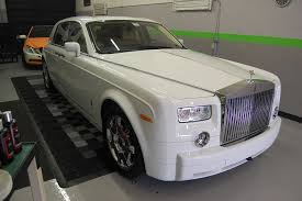 roll royce brunei rolls royce phantom transformation miami car wraps vehicle