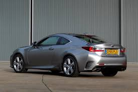 lexus van 2015 lexus rc coupe review 2015 parkers