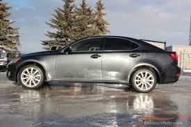 lexus is 250 grey 2006 lexus is250 awd u2013 premium pkg envision auto calgary